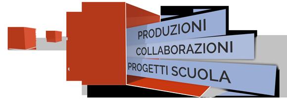 Produzioni - Collaborazioni - Progetti Scuola